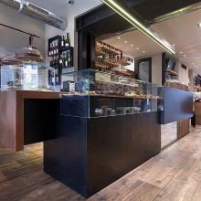 Interiér pekárny Tripodi