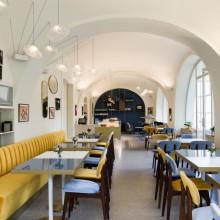 IF Café, Werichova vila
