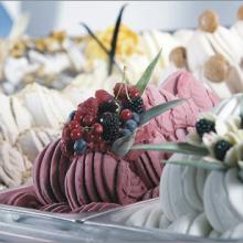 kopečková zmrzlina