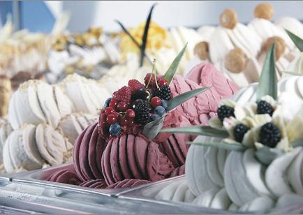 Zmrzlinové vitríny
