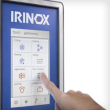 Šokové zchlazovače Irinox MF