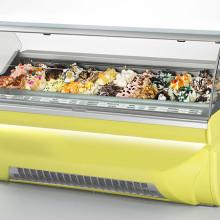 Vitríny na zmrzlinu CIAM